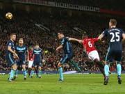 """Bóng đá - MU - Middlesbrough: Ngược dòng """"nghẹt thở"""" trong 1 phút"""
