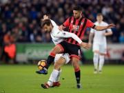 Bóng đá - Swansea - Bournemouth: Thay tướng chưa đổi vận