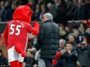 """Bóng đá - MU: Mourinho thắng """"canh bạc"""" tấn công... nhờ vợ"""