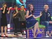 """Ca nhạc - MTV - Hari Won hát như """"cãi lộn"""" với gái đẹp trên sóng truyền hình"""