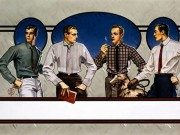 Thời trang - 3 kiểu thắt cà vạt chuẩn, đúng chất quý ông