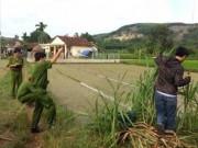 An ninh Xã hội - Sợ bị đánh, cha bẫy điện làm con trai chết thảm