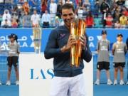 """Thể thao - Nadal & """"cú poker"""" ở Abu Dhabi: Danh hiệu nhỏ, niềm tin lớn"""