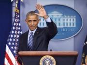 Thế giới - Obama làm gì trong thời điểm cuối cùng của nhiệm kỳ?