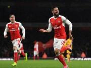 Bóng đá - Chi tiết Arsenal - C.Palace: Chủ nhà chưa thỏa mãn (KT)