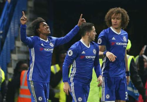 Tiêu điểm vòng 19 NHA: Chelsea vô địch mùa đông, Man City hụt bước - 1