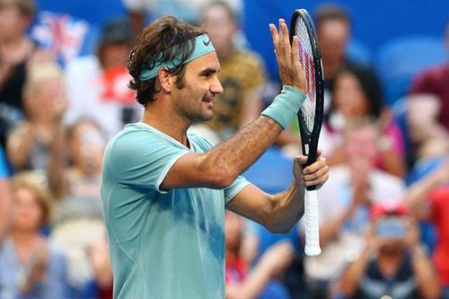 Tin thể thao 3/1: Federer tái xuất ấn tượng