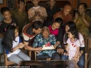 Thế giới - Cụ ông già nhất thế giới kỷ niệm sinh nhật lần thứ 146