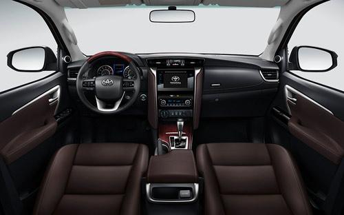Toyota Fortuner 2017 - Mãnh lực hào hoa - 3