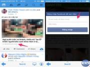 Công nghệ thông tin - Mất tài khoản Facebook khi đọc tin tức?
