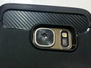 Thời trang Hi-tech - Samsung Galaxy S7 liên tiếp vỡ kính camera sau