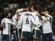 """Bóng đá - MU – Mourinho thắng 6 trận: """"Quỷ đỏ"""" đích thực là đây"""
