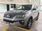 Tư vấn - Toyota Fortuner 2017 sắp ra mắt Việt Nam có bản máy dầu