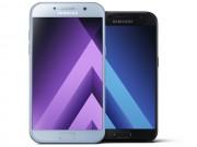 Dế sắp ra lò - Samsung Galaxy A (2017) trình làng: Chống bụi và nước IP68