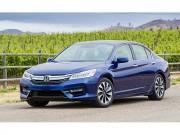 Tư vấn - Sức ép cạnh tranh buộc Honda Accord giảm giá