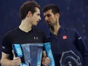 """Thể thao - Australian Open 2017: Djokovic là """"gai trong mắt"""" Murray"""