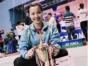 Thể thao - Cầu lông Việt Nam trình làng hoa khôi mới