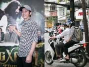 Phim - Hoài Linh đi xe máy, mang dép lê ra mắt phim hành động