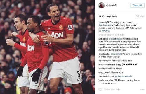Chuyển nhượng MU: Bất ngờ Evra, Pogba lôi kéo Lukaku