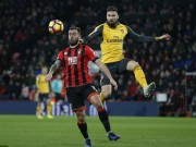 Bóng đá - Bournemouth - Arsenal: Ngược dòng 3 bàn không tưởng