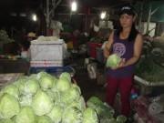 Thị trường - Tiêu dùng - Rau quả Trung Quốc lấn át hàng Việt