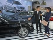 Thị trường - Tiêu dùng - Người Việt chi trên 2,3 tỉ USD mua ô tô ngoại