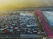 Thế giới - Video: Tắc đường 35 làn kinh hoàng ở Bắc Kinh sau nghỉ lễ