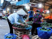 Thị trường - Tiêu dùng - Chống thực phẩm bẩn, Hà Nội gắn logo nhận diện