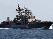 Chiến hạm Nga bất ngờ tới Philippines tập trận chung