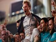 Thể thao - F1 2016: Bàng hoàng những lời chia tay tượng đài