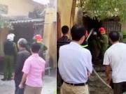 An ninh Xã hội - Vây bắt người đàn ông ngáo đá đập phá cửa hàng