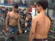 Ca nhạc - MTV - Lệ Rơi khoe body khác lạ trong phòng tập gym