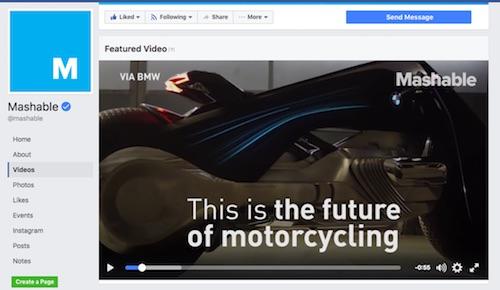 Facebook giới thiệu tính năng tự động tạo phụ đề video