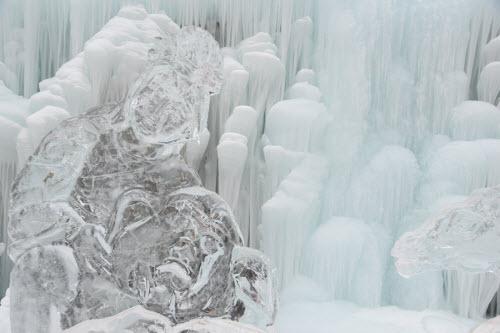 Chiêm ngưỡng thác băng đẹp như mơ ở TQ - 7