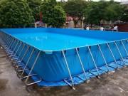 Giáo dục - du học - TP.HCM lắp hồ bơi di động để dạy học sinh