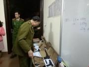 An ninh Xã hội - Phát hiện hơn 100 khẩu súng ngắn tại Hà Nội