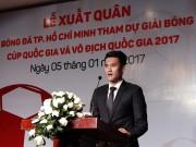Bóng đá - Công Vinh thăng chức chóng mặt, làm Q.Chủ tịch CLB TP HCM
