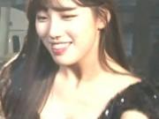 Phim - Lee Min Ho có lẽ phải cấm bạn gái ăn mặc thế này!