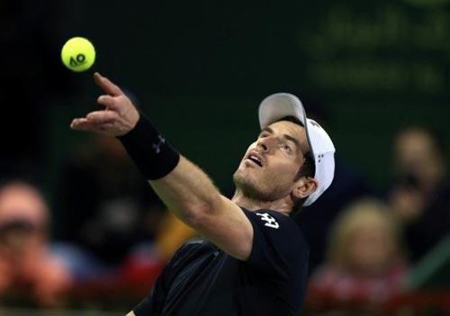 Qatar Open ngày 4: Murray nhọc nhằn vào bán kết