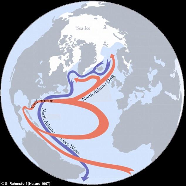 Đại dương có thể tê liệt, đưa Trái đất trở về kỷ băng hà - 2