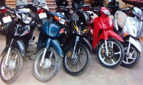 Băng trộm cắp xe máy siêu nhanh ở Vũng Tàu sa lưới! - 1
