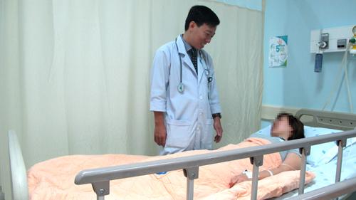 Suýt mất mạng vì tự điều trị cúm - 1