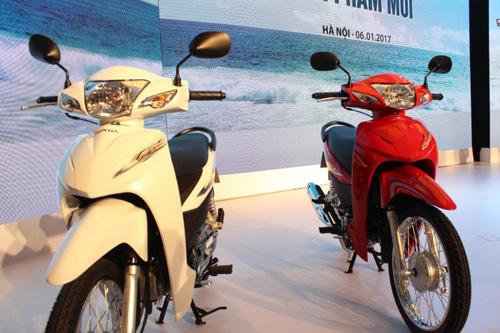 Honda ra mắt xe số bình dân Wave Alpha 110cc