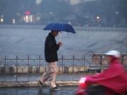 Tin tức trong ngày - Bắc Bộ có mưa và sương mù rải rác dịp cuối tuần