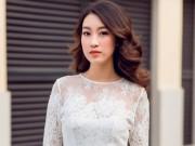 """Thời trang - Hoa hậu Mỹ Linh đẹp """"không góc chết"""" mọi khoảnh khắc"""