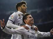 Bóng đá - Real bất bại 38 trận: Quá nửa được trọng tài giúp