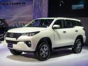 Tư vấn - Toyota Fortuner 2017 giá từ 981 triệu đồng tại Việt Nam