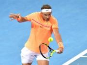 Raonic - Nadal: Kiên cường ngược dòng (Tứ kết Brisbane)
