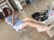 """Thời trang - """"Hoang mang"""" xem Mai Phương Thuý mặc giấu quần dễ hiểu lầm"""