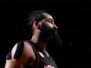"""Thể thao - NBA: """"Quái vật"""" ghi 49 điểm, vẫn thua đau trước """"Thần Râu"""""""